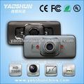 Pulgadas 2.7 girar automáticamente empezar de doble lente dashcam