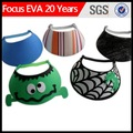 Personalizado sombrero de espuma eva/de espuma eva tapa/de espuma eva visera de los animales
