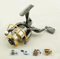 china fabricante de engranajes señuelo de la pesca spinning reel