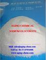 Gluconato de sodio (pureza: 98%)