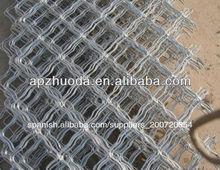 De alta calidad galvanizado hermosa grid valla para la venta/mejor precio