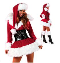 trajes de navidad sexy