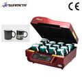 Caneca de café de máquina de impressão, calor pressador st-3042, caneca máquina de impressão