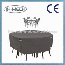 Ronda de muebles de jardín de la cubierta( 600d material polyster- alcance estándar)