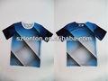 De la marca t+n diseño único de la sublimación camiseta de fútbol americano