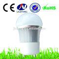 gu24 bombillas led smd led bombilla de iluminación 6.2w