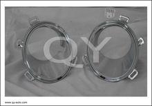 2012 chevrolet orlando/pestana cromado faro de coches/coches accesorios/es de ABS plasticos y cromo y 3M cinta