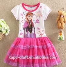 de moda el sitio web alibaba de vestir para niñas
