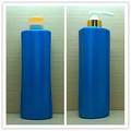 Botellas grandes de plástico para envasar liquido, detergente de 800ml