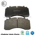 Pastillas de freno partes los accesorios del carro de alta calidad grandes frenos de camiones de China 29162