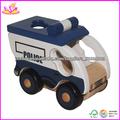 2013 crianças por atacado de madeira Toy carro de madeira em preço de fábrica