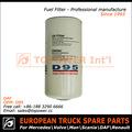 motor diesel auto filtro de diesel piezas del motor del filtro de aceite
