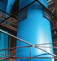 geomembrana de polietileno de alta densidad de fábrica precio aprobado por bv y la iso para la presa o vertederos