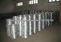 Alambre obligatorio Electro galvanizado fabricante