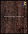 diseño de madera de plástico tablón pisos