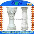 Coluna romana de granito