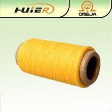8s regenerado algodón hilado polester curva de hamaca