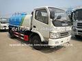 Dongfeng Jin ka 4*2 mini camión cisterna de agua