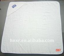 100% de algodón bebé con capucha toalla de baño