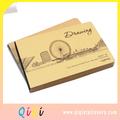 reciclar papel kraft marrón en blanco cuadernos de dibujo