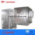Equipo de pez máquina de congelación de alimentos / congelación / explosión máquina enfriadora de nitrógeno líquido /