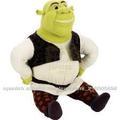 Shrek rellenó el juguete de la muñeca de la felpa