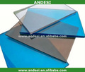 material para techos de plástico pc normal láminas