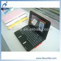 ¡Promoción! 7 Inch Laptop en venta Win CE 7.0 o Google Android 4.1 portátil PC