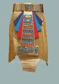 Egipto faraónico Rey falda para Halloween
