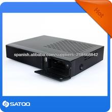 Sintonizador gemelo basado en Linux de alta gama Full HD Receptor Vu Solo 2 en stock