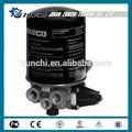 venta caliente sinotruck howo piezas de repuesto de aire wabco wg9000360521 secador de