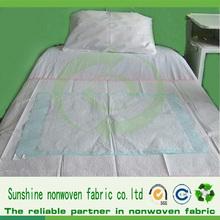 Tela no tejida de polipropileno de tendidos de cama en patchwork