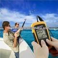 portátil 100m pescado sonar buscador de profundidad con sirena de alarma