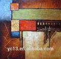 الأعمال الفنية اليدوية اللوحة النفط اللوحة زخرفة الفندق