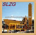 YHZD (S) 25 Mobile Planta mezcladora de concreto