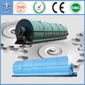 planta de reciclaje de plástico de desecho