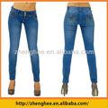 estilo de la moda brasileña pantalones vaqueros mujer caliente de ventas increíble de la cadera
