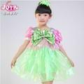 vestido de baile moderno rendimiento princesa traje niñas infantil etapa los niños muestran ropa