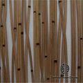 material de plástico resistente al agua de baño de la pared del panel