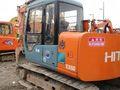 Usado EX60 Excavadora Hitachi en venta