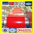 calidad de primer bobinas ppgi secundaria con el certificado de bv
