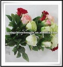 Flor artificial - parís rosa