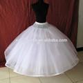 casamento vestido de noiva branco crinolina underskirt anágua inchado para senhoras