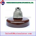 la suspensión del disco aislador tipo de aisladores anticontaminación 40kn