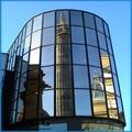 fachadas en vidrio