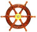 rueda de madera de madera wheel,pulgadas, náutico enviar rueda, rueda, rueda del mar