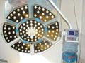 LED Medical Surgery Lámpara sin sombra de Quirófanos del Hospital