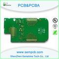 FR4 base y 1,6 mm de espesor placa pcb para proyectos de electrónica