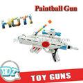 2013 caliente! Pistola de paintball, pistola de juguete, softbullet pistola