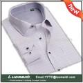 Camisa de hombre, formal camisas para hombre, el diseño de última moda de los hombres de camisa